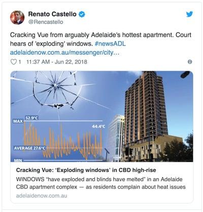 Renato Castello Tweet