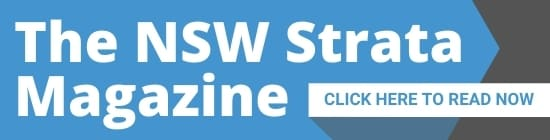 The NSW Strata Magazine Click Me Banner
